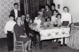 natale 1965.il bambino a sinistra sono io