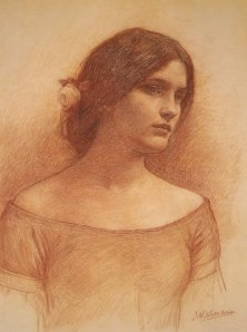 waterhouse_study_for_the_lady_clare