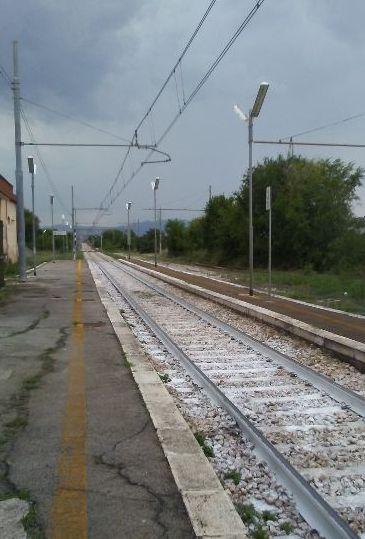 stazione grottole